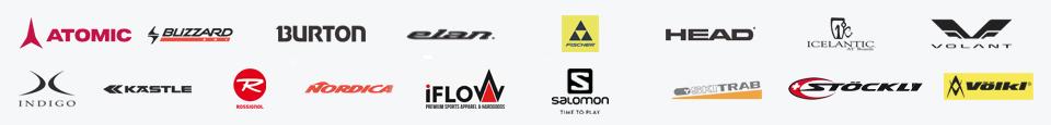our brand Logos
