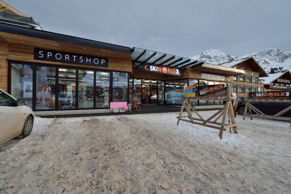 Skiworld Sportshop - Obertauern Mitte