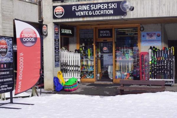 Flaine Super Ski (Forum)