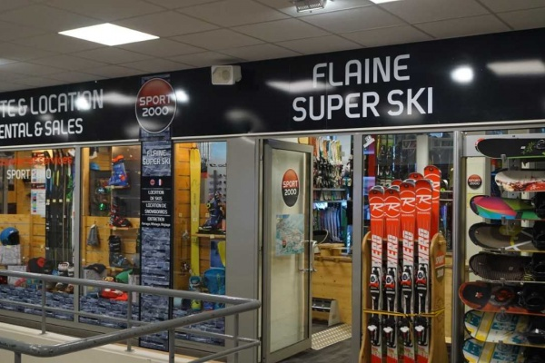 Flaine Super Ski (Forêt)