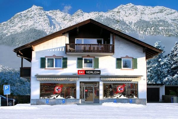 Skiverleih Garmisch