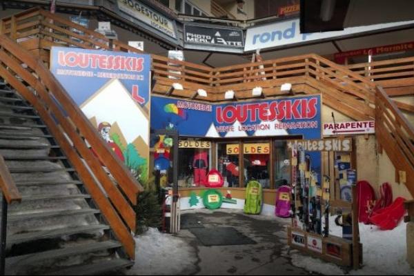 Ski Republic Loutesskis