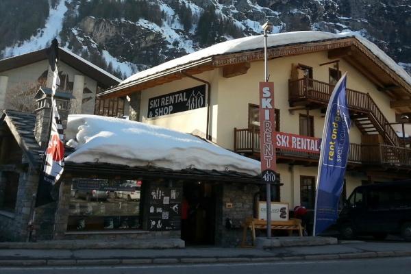 4810 Rental- ski hire