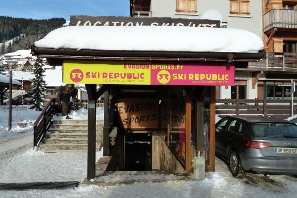 Ski Republic Evasion Sport
