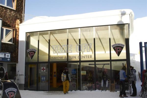 Sport Patscheider Take Off - Snow & Fun Center
