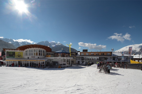 Skitestcenter ALPINRESORTS Jerzens