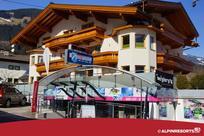 skiverhuur Hippach - Skiverleih STARTSCHUSS - Talstation Horbergbahn